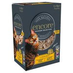 Encore Chicken Selection Cat Pouch in Jelly