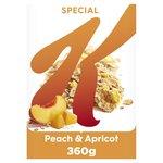 Kelloggs Special K Peach & Apricot