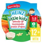 Heinz Tomato & Mozzarella Pasta Shapes Tray Meal