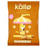 Kallo Caramel Mini Corn & Rice Cakes