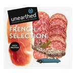 Unearthed French Selection Platter