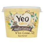 Yeo Valley Vanilla Custard N'ice Cream