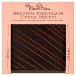 Maison Blanc Belgian Chocolate Fudge Delice