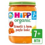 HiPP Organic Pasta Italienne with Ham