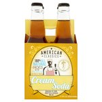 American Classics Cream Soda Drink Multipack