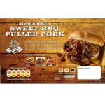 Kings of Low & Slow Sweet BBQ Pulled Pork