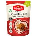 Linwoods Milled Flax, Chia Seeds, Apple & Cinnamon