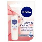 Nivea Lip Care & Colour Rose