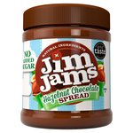 JimJams 83% Less Sugar Hazelnut Chocolate Spread