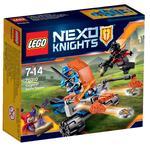 LEGO Nexo Knights Knighton Battle Blaster 70310 7 +