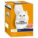 Gourmet Gold Cat Food Pate Mixed Selection