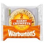 Warburtons Giants Crumpets