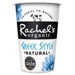 Rachel's Organic Stirred Greek Style Natural Yogurt