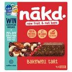 Nakd Bakewell Tart Fruit & Nut Bar Multipack