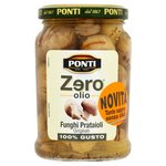 Ponti Zero Oil Grilled Champignon Mushrooms