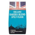 Sharpham Park Spelt Flour Organic Bakers Blend