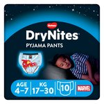 Huggies 4-7 years DryNites For Boys