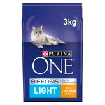 Purina ONE Light Cat Food Chicken & Wheat