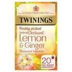 Twinings Fresh Tasting Lemon & Ginger