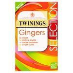 Twinings Ginger Selection Pack