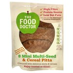 The Food Doctor Multi Seed & Cereal Mini Pitta