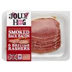 The Jolly Hog 6 Smoked Back Bacon Rashers