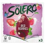 Solero Red Berries Ice Cream
