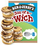 Ben & Jerry's Son of a Wich Ice Cream