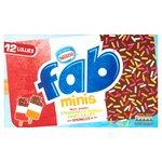 Nestle Fab Minis