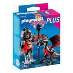Playmobil Knight with Dragon 4 +