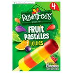 Rowntree's Fruit Pastilles Lollies