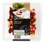 Ocado Gold Smokey Mixed Bean Salad