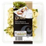 Ocado Gold Pesto, Spinach & Pine Nut Pasta Salad