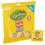 Rowntree's Jelly Tots Mini Bags