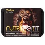 Nutriment Turkey Formula Raw Dog Food