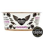 Rebel Kitchen Dairy Free Organic Coconut Yogurt - Cacao