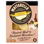 Mattarello Braised Meat & Bechamel Mezzelune