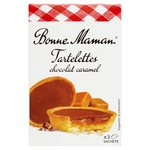 Bonne Maman Chocolate & Caramel Tartlet Trio
