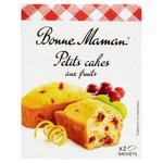 Bonne Maman Mini Fruit Cake Duo
