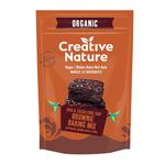 Creative Nature Organic Chia Cacao Brownie Mix