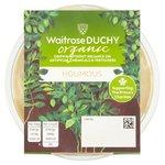 Waitrose Duchy Organic Houmous