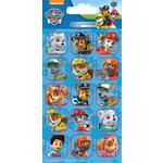 Paw Patrol Captions Small Foil Stickers 3 +