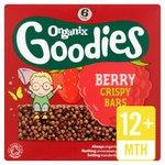 Organix Goodies Berry Crispy Bar