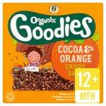 Organix Goodies Cocoa & Orange Crispy Bar