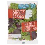 Steve's Leaves Red Mustard & Leaves