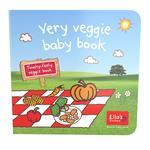 Ella's Kitchen Very Veggie Baby Book