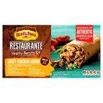 Old El Paso Restaurante Juicy Chicken Adobo Burrito Kit