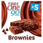 Fibre One Chocolate Fudge Brownie