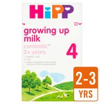 HiPP Growing Up Milk 2+ Years