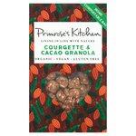 Primrose's Kitchen Organic Courgette & Cacao Granola
